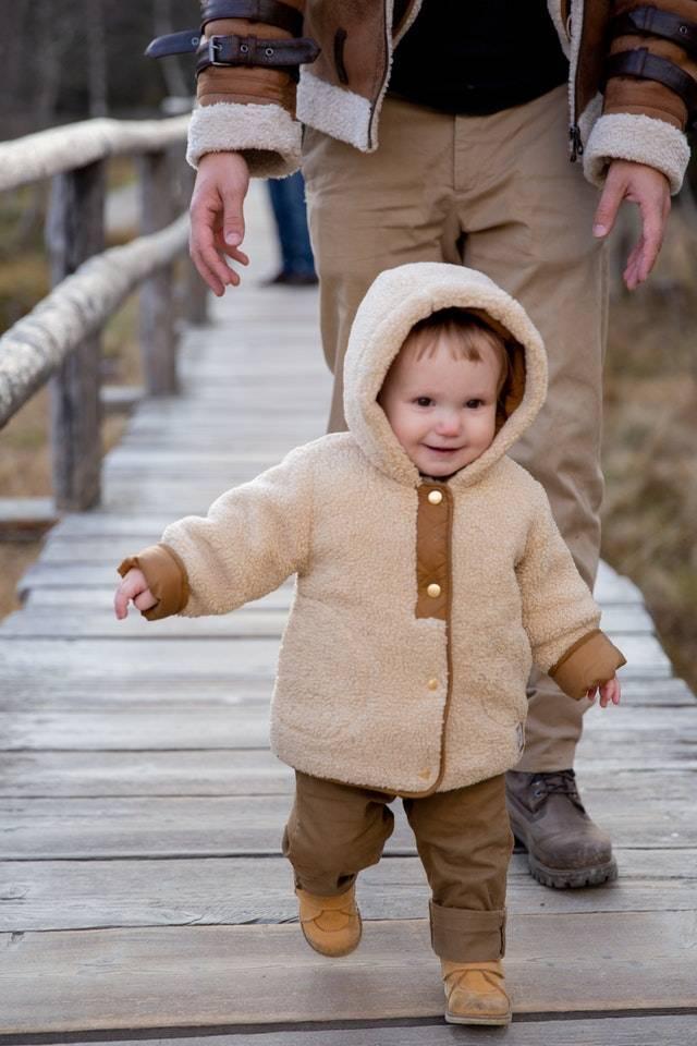Chodzenie - ważny etap rozwoju motorycznego dziecka