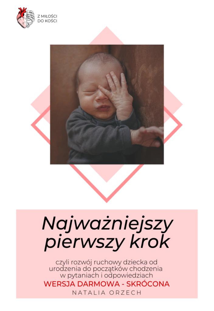 newsletter o fizjoterapii dzieci ebook o rozwoju ruchowym